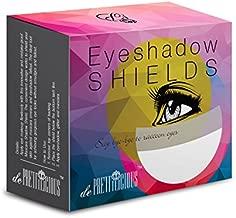 On Sales! de Prettilicious Eyeshadow Shield 100 pieces. FREE BEAUTY E-BOOK. Eye Shadow Shields Mascara Eyelash Guard Protector Cosmetic Application