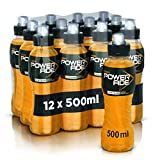 Powerade Sport Drink Orange Gusto Arancia 500ml x12 (Bottiglia Pet Riciclabile)