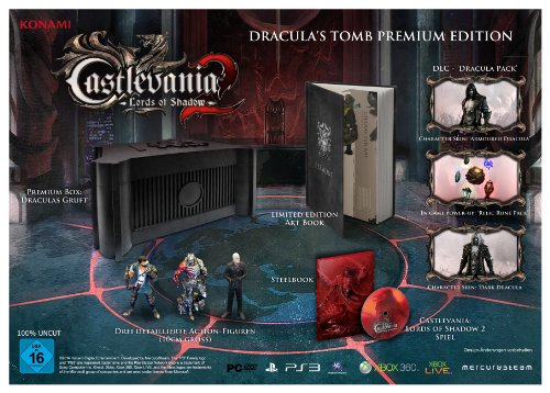 Castlevania: Lords of Shadow 2 Collectors Edition