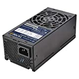 SilverStone Technology 700W Fixed Cable TFX Power Supply 80 Plus Gold TX700-G (SST-TX700-G)