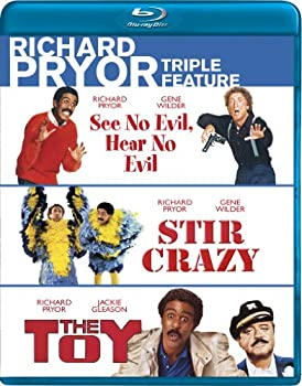Richard Pryor Triple Feature  See No Evil Hear No Evil / Stir Crazy / The Toy  [Blu-ray]