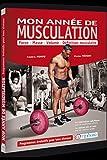 Livre Mon année de musculation de Frédéric Mompo
