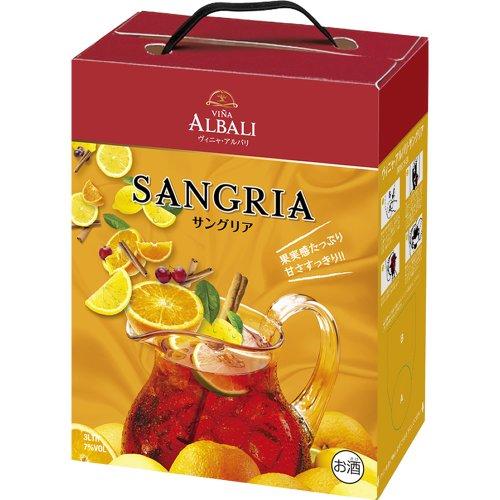 アサヒビールのヴィニャアルバリサングリア