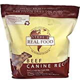 Steve's Real Food Freeze-Dried Raw Nuggets 1.25# (Beef)