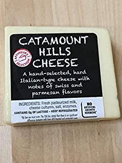 Cabot Vermont, Cheddar White Catamount Cabot