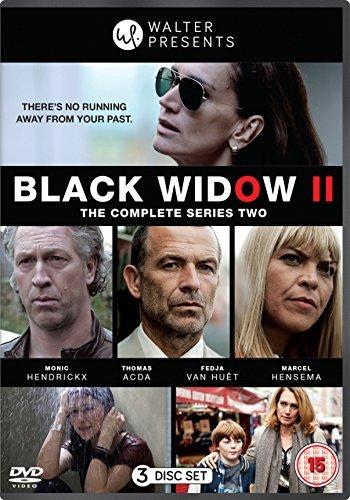 Black Widow - Series 2 (3 DVDs)