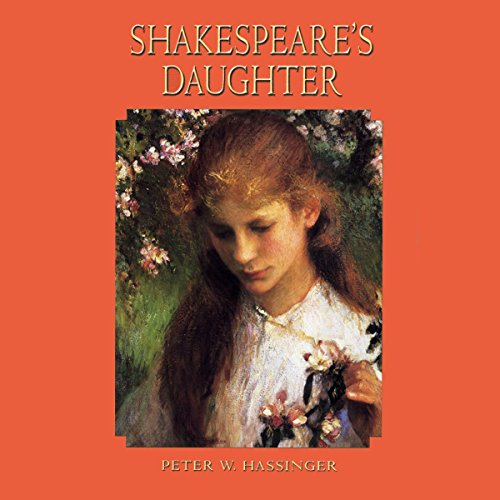 Shakespeare's Daughter audiobook cover art