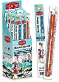 Field Trip Turkey Jerky Sticks | Keto Gluten Free Jerky, Low Carb, Healthy High Protein Snacks With No Nitrates, Made With All Natural Ingredients | Cracked Pepper | 1oz, 24 Pack
