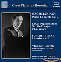 Rachmaninov: Piano Concerto 3