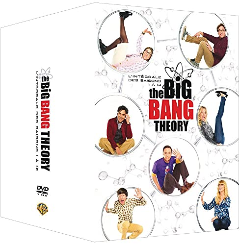 The Big Bang Theory-L'Intégrale-Saisons 1 à 12