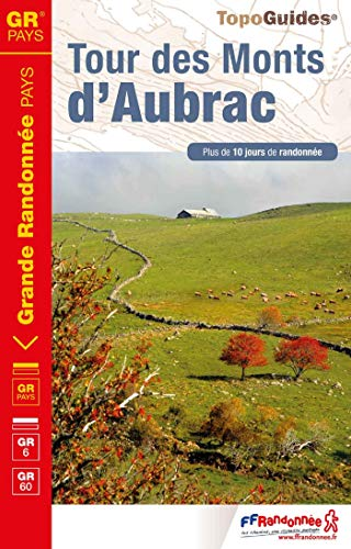 Tour des Monts d'Aubrac: ref 616