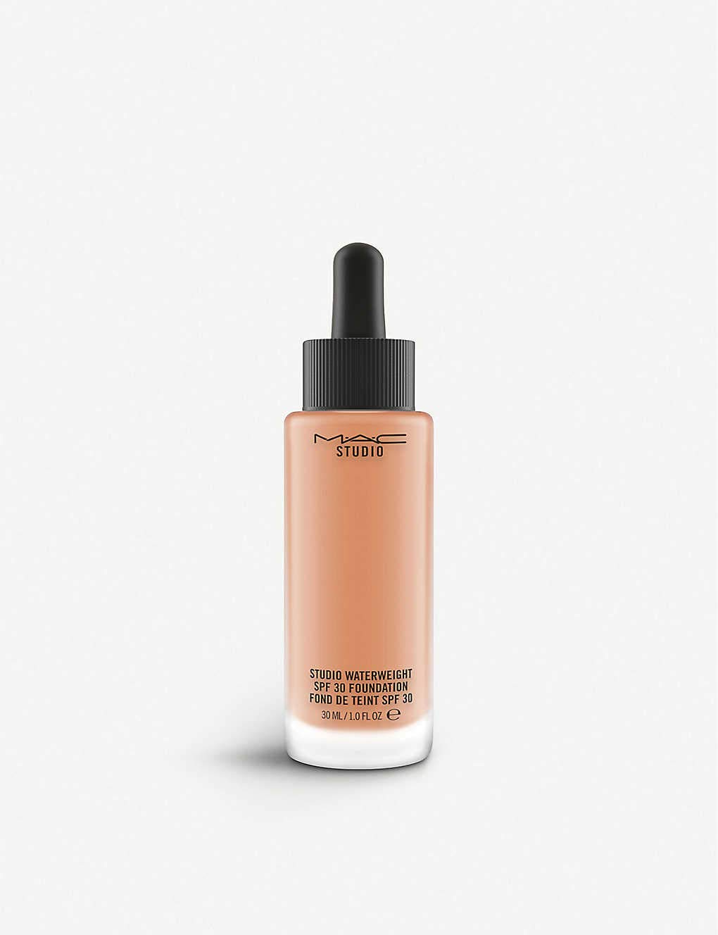 M.A.C Studio Waterweight SPF Fresno Mall High material ml Foundation-NW35-30 30