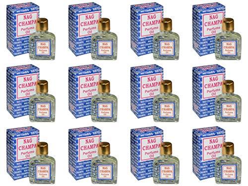 orientalhaus.de 12 x nag champa 3ml parfum Öl 36ml