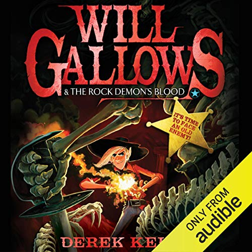 Will Gallows and the Rock Demon's Blood Titelbild