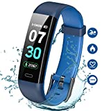 Fitness Tracker,Dwfit Activity Tracker with Heart Rate Monitor,Pedometer Watch with Sleep Monitor,Step Calorie