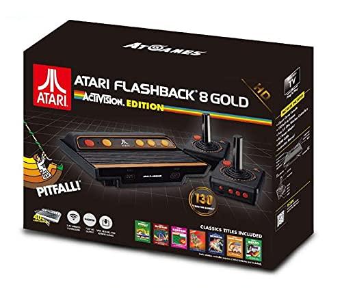 Import - Consola Atari Flashback 8 HD, Edición Activision (130 Juegos)