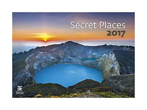 Kalendarz 2017 sekretne miejsca ex n265-17 [KALENDARZ]