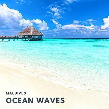 Maldives Ocean Waves: Deep Relaxation Music for Study, Spa, Yoga & Meditation