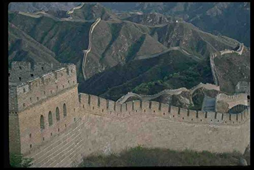 china ecke mauer