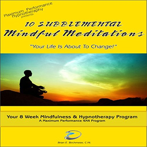 10 Supplemental Mindfulness Meditations audiobook cover art