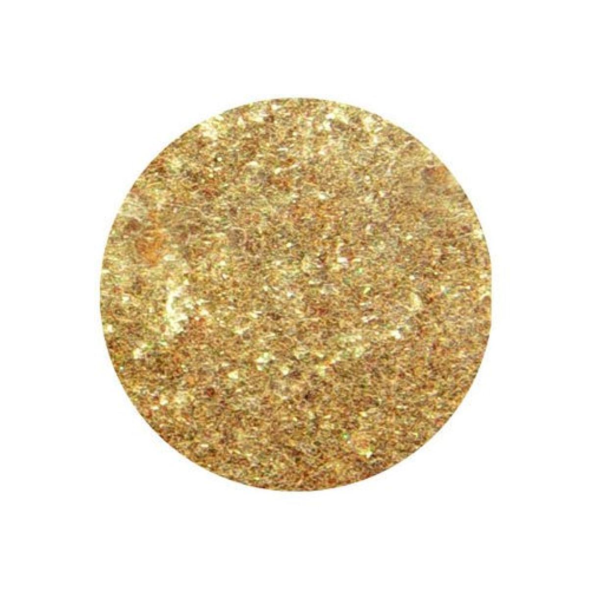 代わってグループ甘美なピカエース クリスタルパール L #432-CKL ゴールド 0.5g アート材