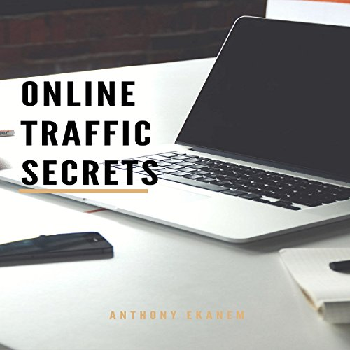 Online Traffic Secrets audiobook cover art
