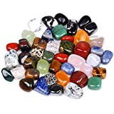 Gemstone Mixed color Rolling stone Natural Mineral Rock Irregular DIY Crafts home decoration -