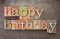 "Postcards - Happy Birthday - All Ages -""Happy Birthday"" (Pkg. of 25) … [並行輸入品]"