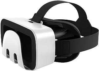 ab053d4df5 Haihuic Gafas de Realidad Virtual Auriculares VR, para TV, Películas y  Videojuegos, Gafas
