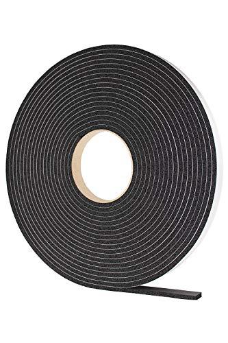 戸当り 隙間 戸 防音 緩衝材 粘着 テープ 付 ゴム スポンジ 厚み 5 mm 幅 15 mm 長さ 10 M EPDM エチレンプロピレン タフロング 岡安ゴム
