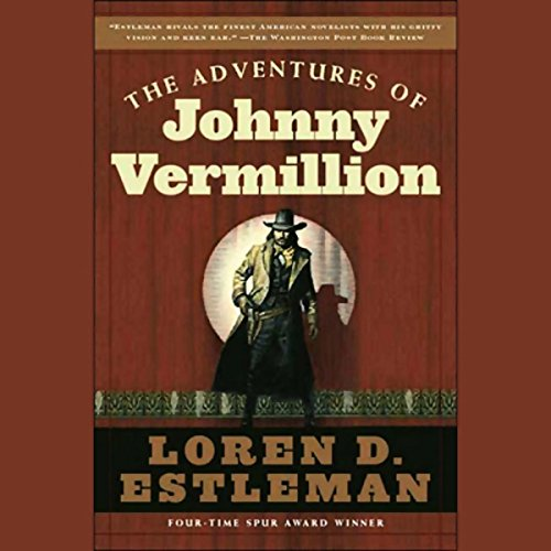 The Adventures of Johnny Vermillion  audiobook cover art