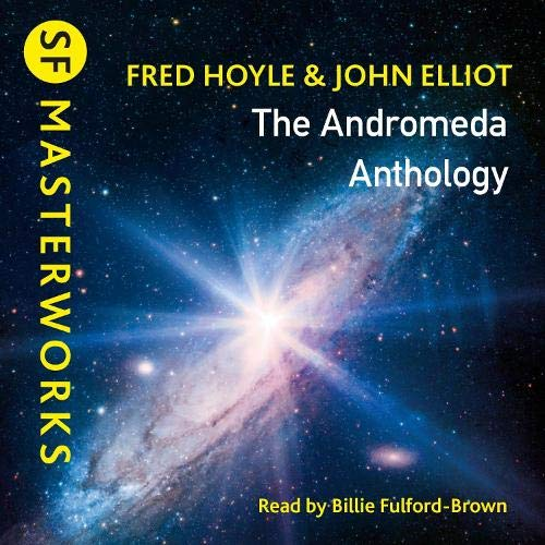Couverture de The Andromeda Anthology