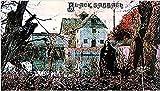 XMYC Leinwand Wandkunst Black Sabbath Poster und Drucke