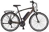 Prophete ENTDECKER e9.6 Trekking E-Bike 28' Herren Elektrofahrrad dunkelbraun matt RH 52 cm