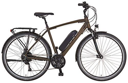 Prophete Bicicleta eléctrica entecker e9.6 Trekking de 28 pulgadas, para hombre, color...