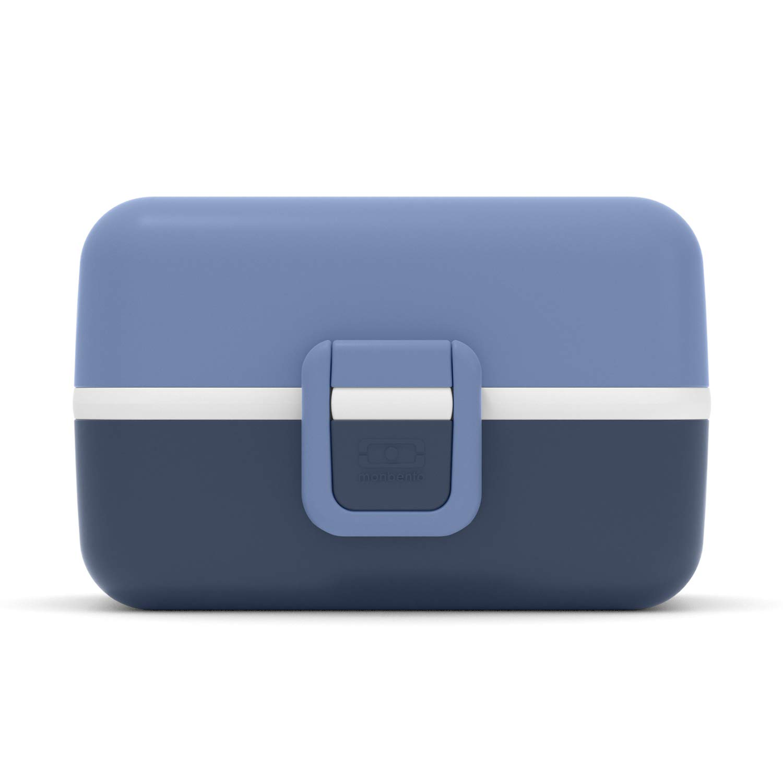 monbento - MB Tresor Azul Infinity Fiambrera Infantil - Lonchera ...