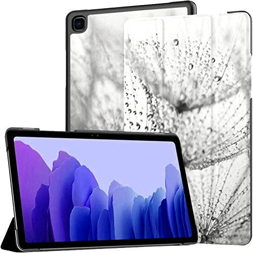 Funda para Tableta Samsung A7 Foto Macro Abstracta Semillas de Diente de león Funda de Agua para Samsung Galaxy Tab A7 10.4 Pulgadas Funda Protectora de liberación 2020 Funda Protectora para Samsung