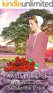 Amish Love Blooms 1巻 表紙画像