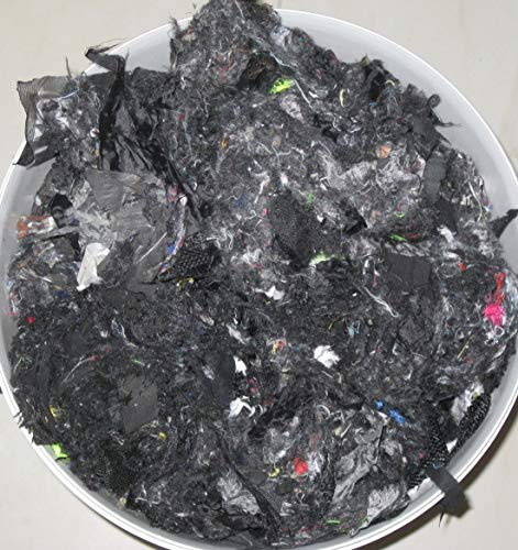 Bay Boxsackfüllung 30 kg Füllung für Boxsack Boxbirne füllen Sandsack Stoffreste Textilien