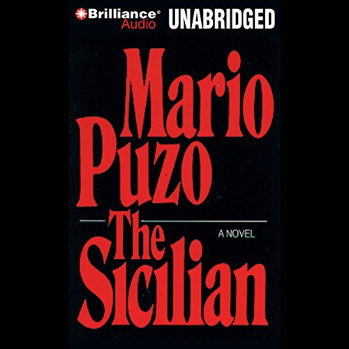 The Sicilian audiobook cover art