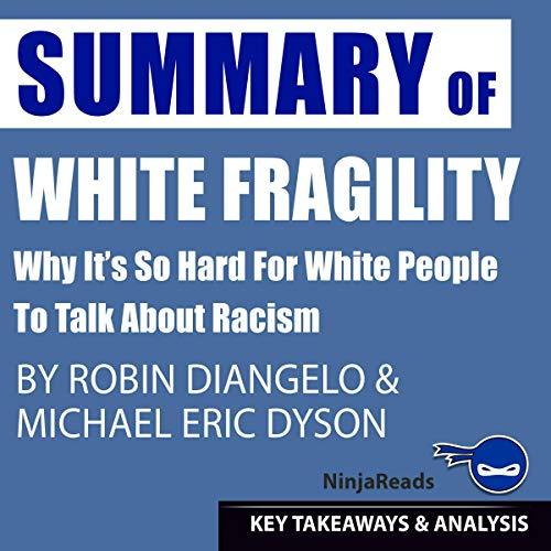 Summary of White Fragility cover art