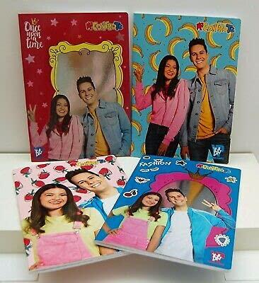 Cuadernos Me Contro Te, 10 unidades, 19 hojas por cuaderno, papel de 100 g/m², línea Q.
