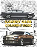 Luxury Cars Coloring Book: Luxury Coloring Book For Kids & Adults / Collection Of Amazing Sport & Luxury Cars Featuring Mercedes, Lamborghini, ... / Activity Book For Kids Ages 4-8 And 8-12