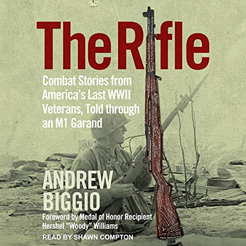 The Rifle Audiobook By Andrew Biggio cover art