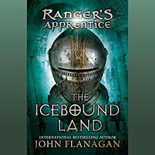 The Icebound Land cover art