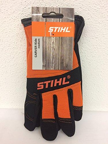 Stihl Carver Kids Handschuhe Größe L