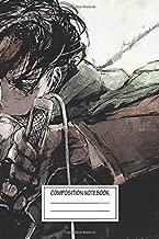 Notebook: Levy Shingeki No Kyojin , Journal for Writing, Size 6