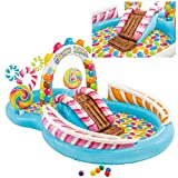 Intex- Playcenter Caramelle, Multicolore, 295 x 191 x 130 cm, 57149...