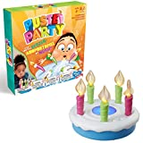 Hasbro Gaming E0887100 Puste Party, Vorschulspiel -