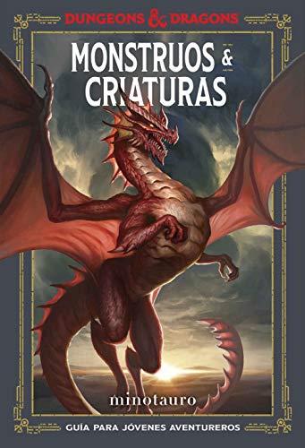Dungeons & Dragons. Monstruos & Criaturas: Guía del joven aventurero (Guías Ilustradas)